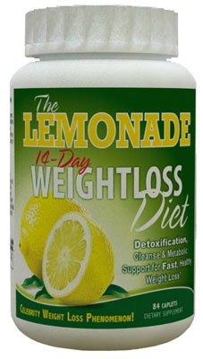 lemonade diet bottle