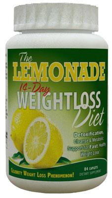lemonade diet bottle
